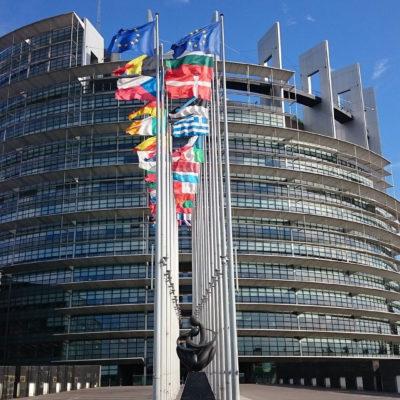 Parlement Européen de Bruxelles