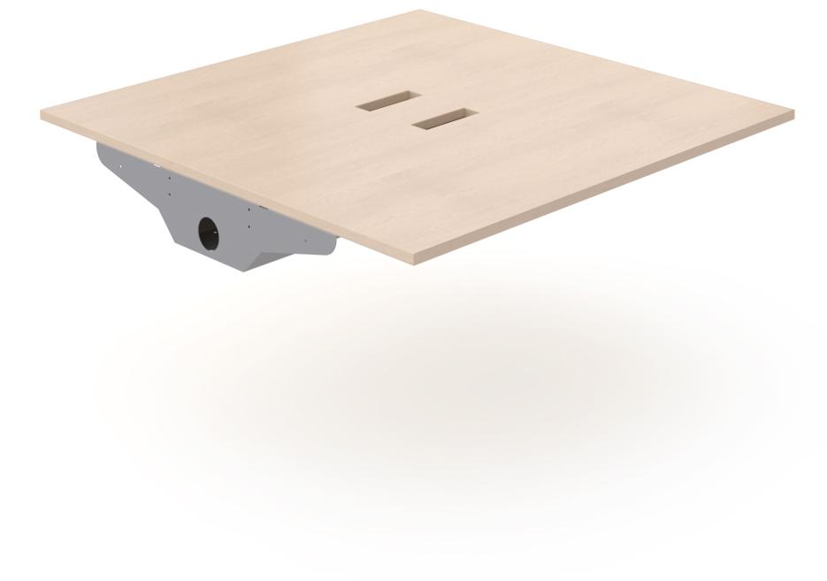Element de liaison d'une table de réunion