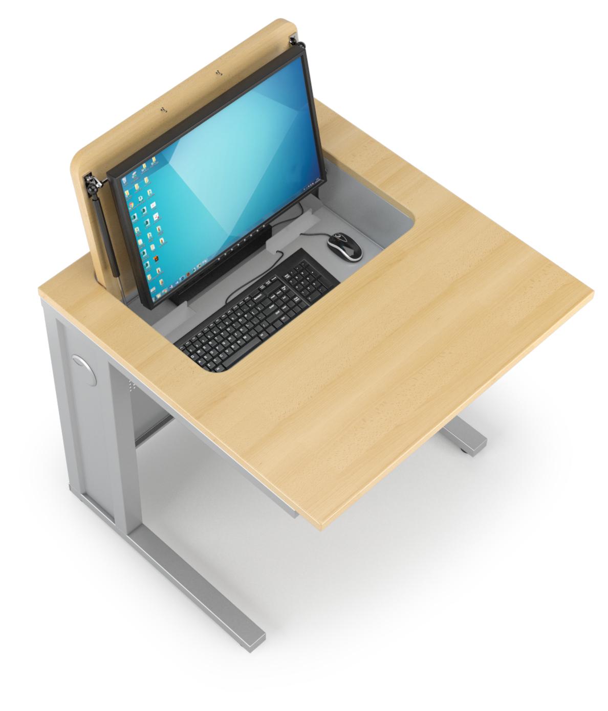 Mobilier pour salles de formation et salles de casses