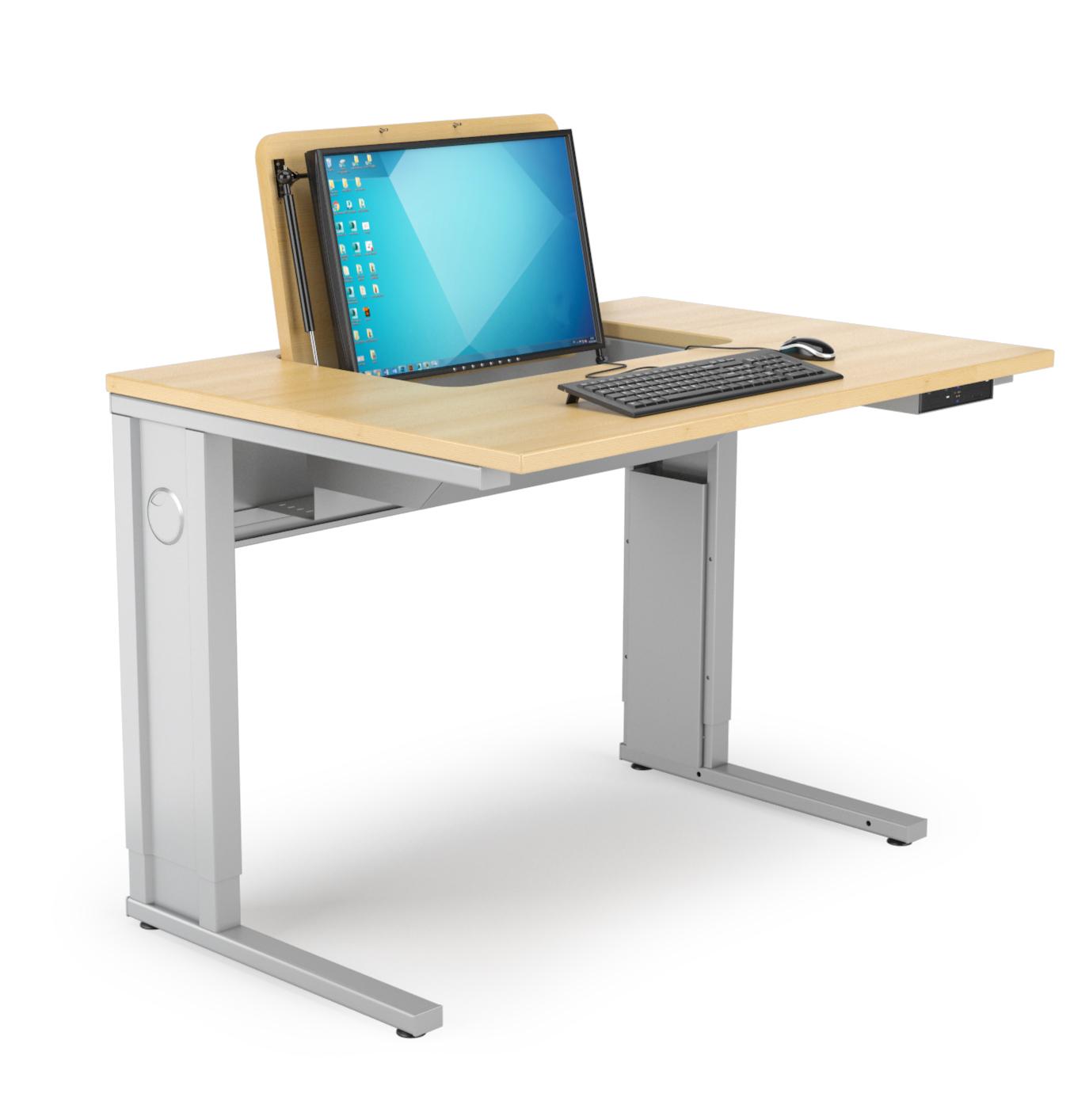 Mobilier ergonomique pour salle de formation