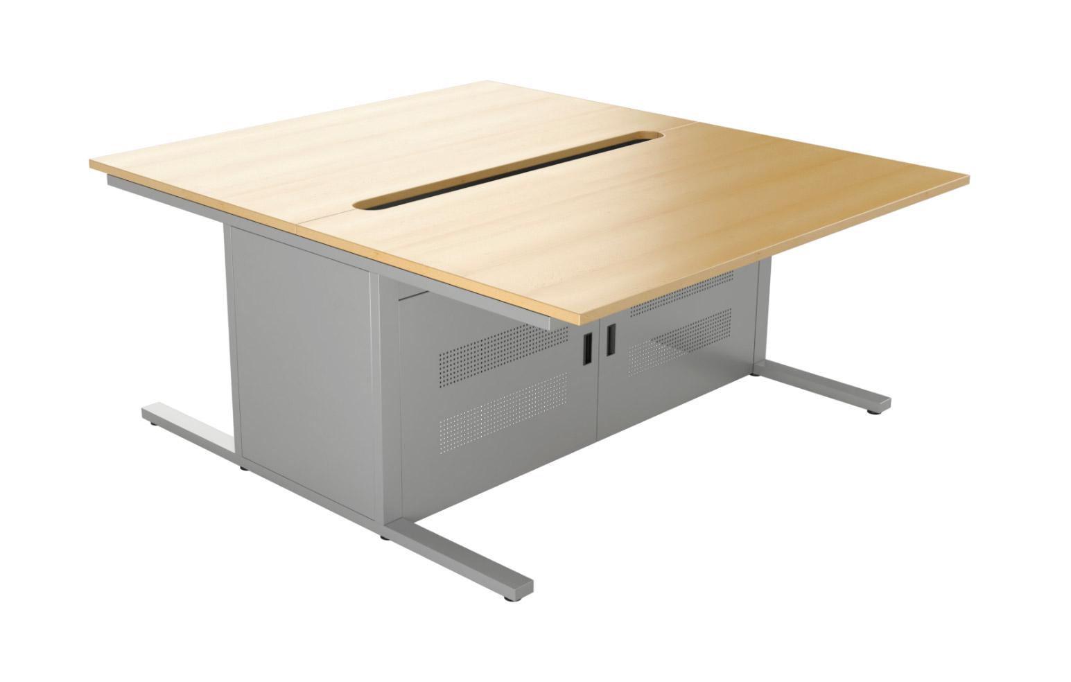Mobilier pour salles de marchés : pupitre bench