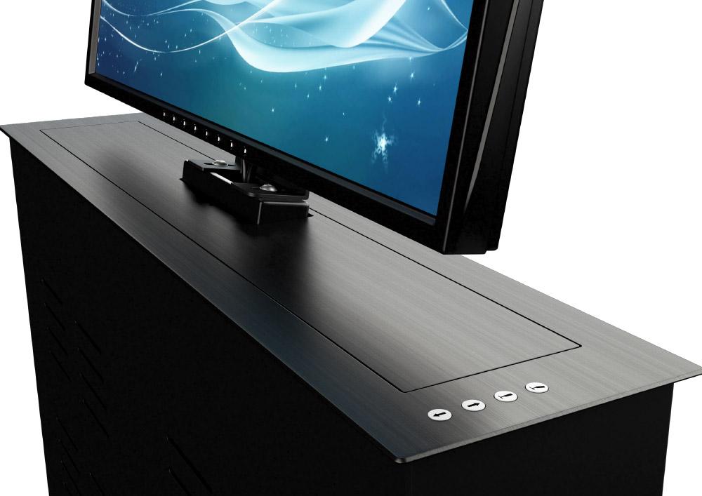 Boutons de contrôle du système d'écran rétractable SCREENLIFT S3