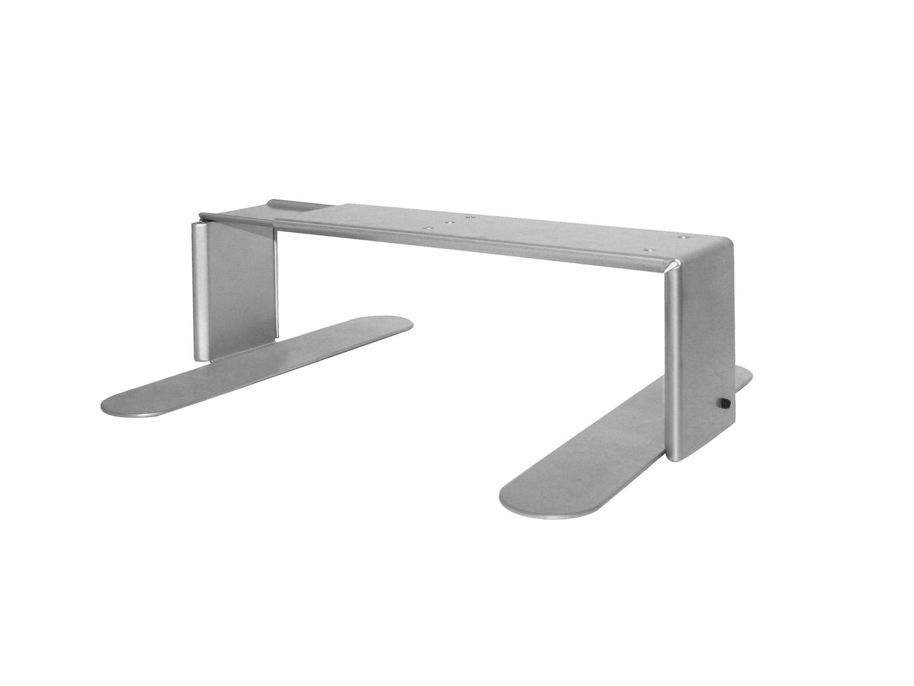 Support ajustable pour unité centrale horizontale