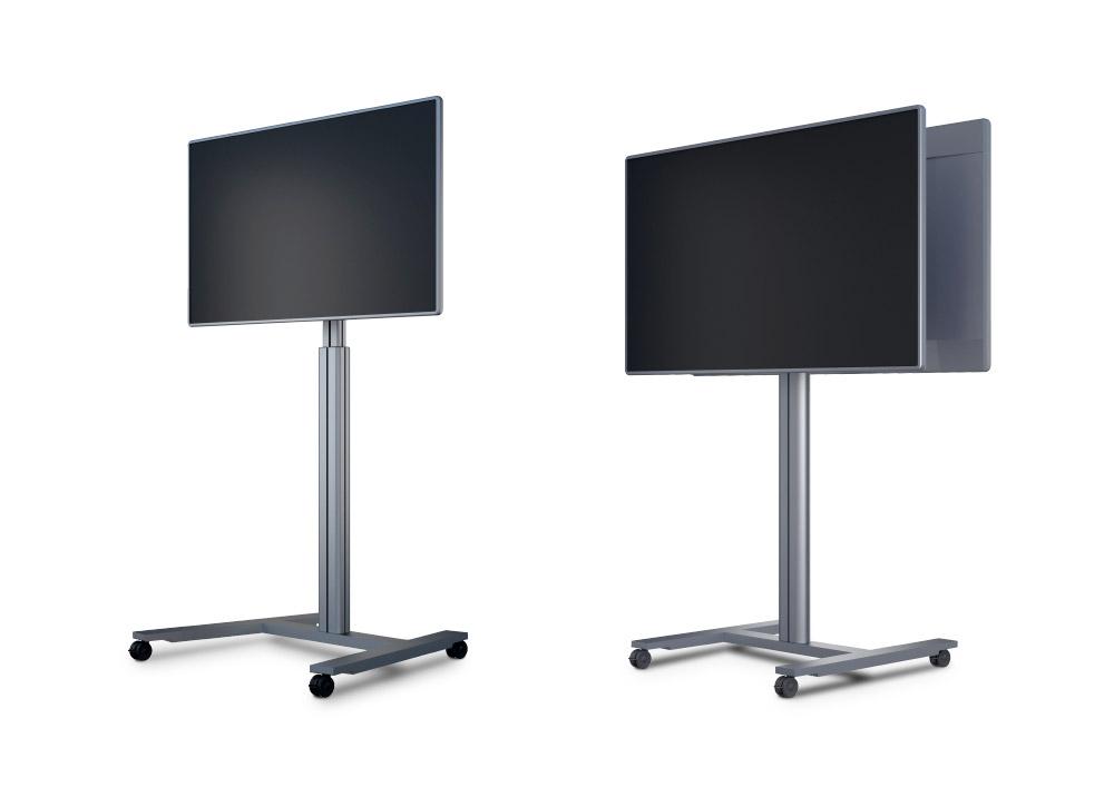 Supports mobiles pour TV ou grands écrans