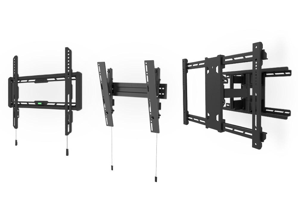 Supports écrans muraux
