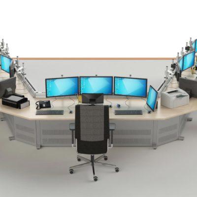 SNCF – Salle de supervision