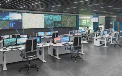 L'ergonomie, le facteur incontournable des salles de contrôle