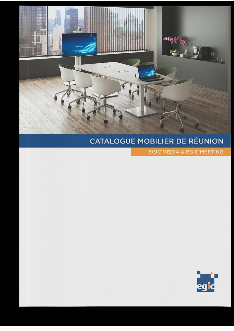 Catalogue du mobilier de réunion