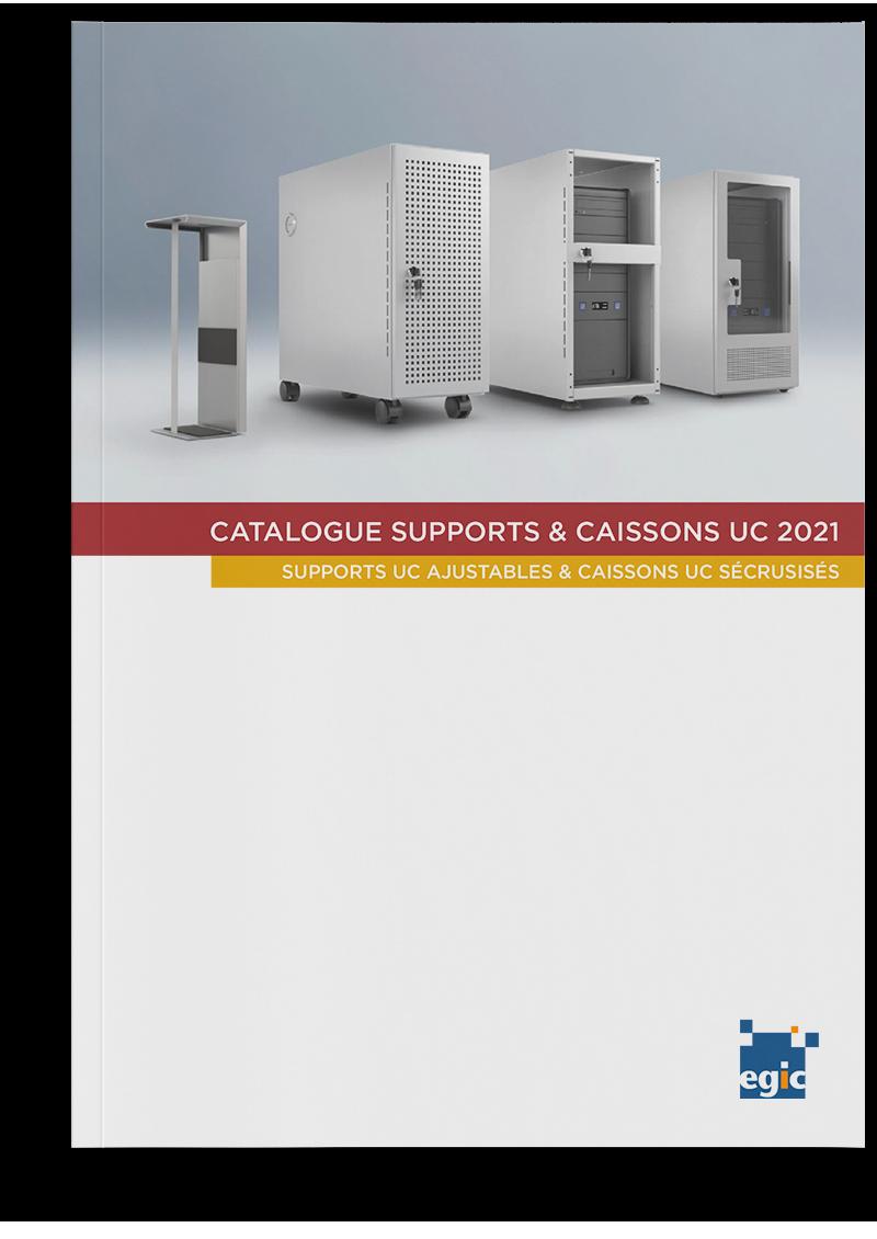 Catalogue des supports et caissons UC