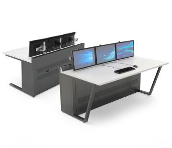 Mobilier pour salles de contrôle