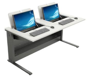 Table informatique pour la formation