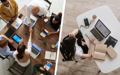 Travail hybride et évolution des espaces de travail : vers une nouvelle organisation