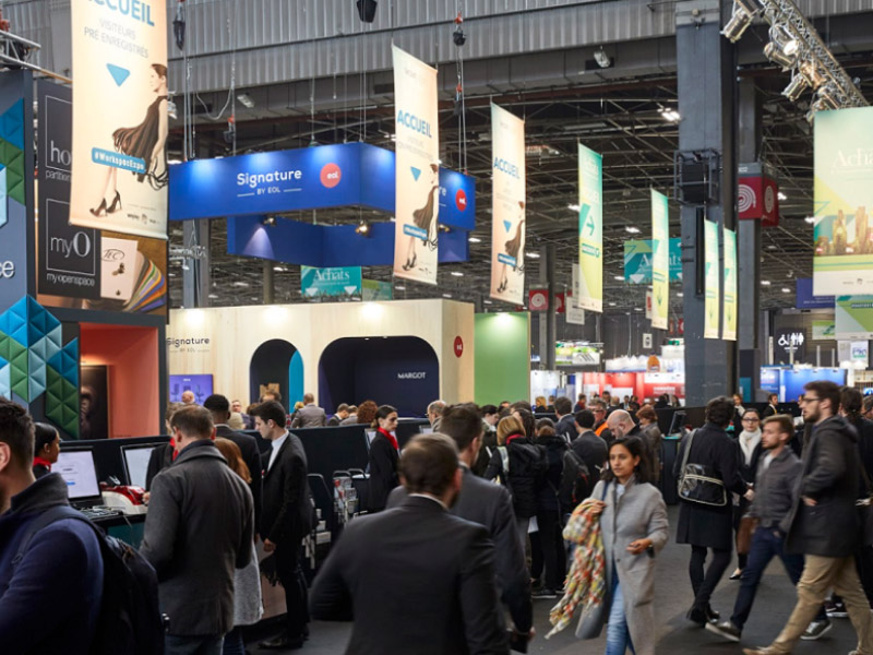 Workspace expo est devenu le second salon de l'aménagement pro en europe